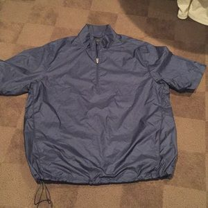 Greg Norman weather resistant pullover, XL/TG